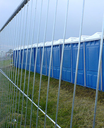 Festival Fence Hire