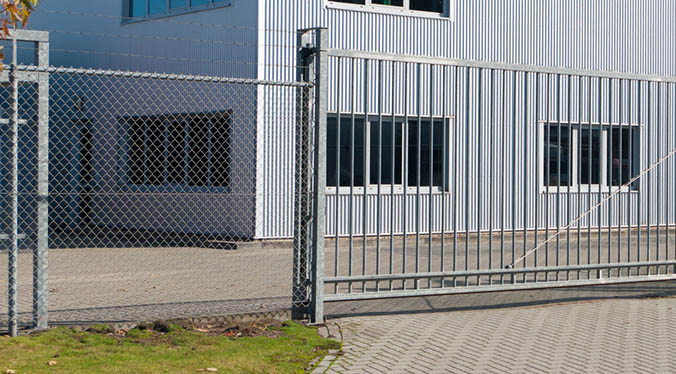 Office Security Fencing