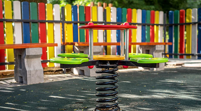Playground Fencing Services UK