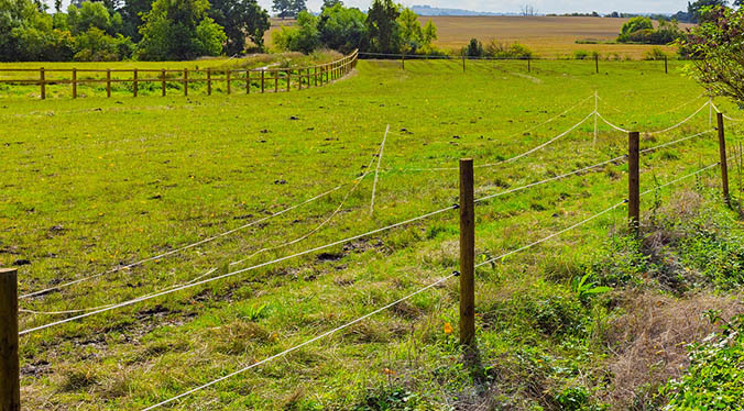 Agricultural Fencing Private Land Farms Harris